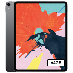 Apple iPad Pro 12.9 3e generatie (2018)  - 64GB Wifi - Space Gray